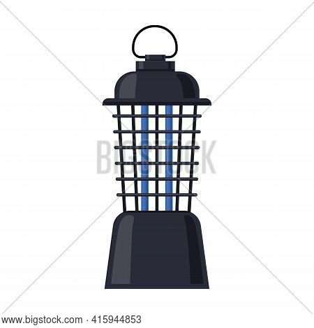 Insect Trap Vector Icon.cartoon Vector Icon Isolated On White Background Insect Trap.