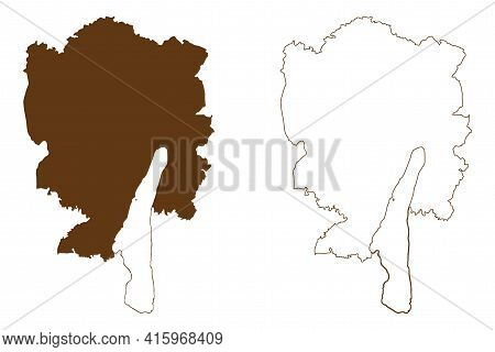 Starnberg District (federal Republic Of Germany, Rural District Upper Bavaria, Free State Of Bavaria