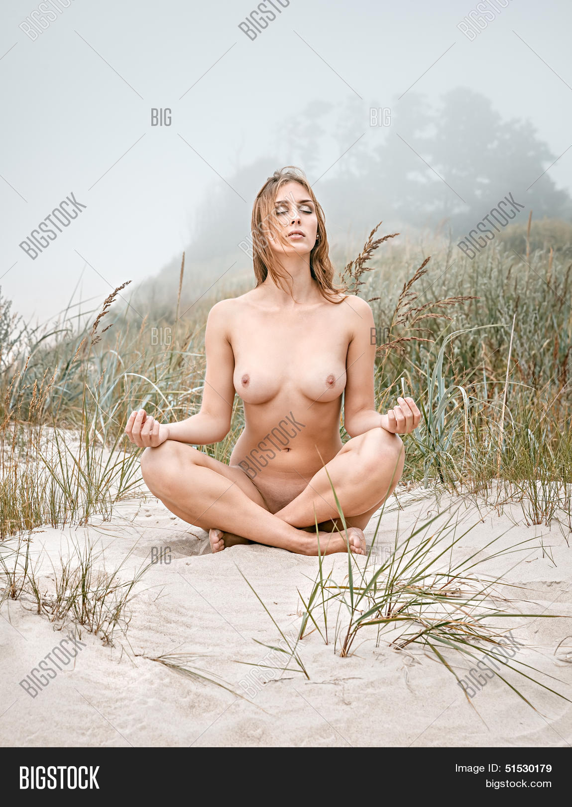 Naked yoga gallery