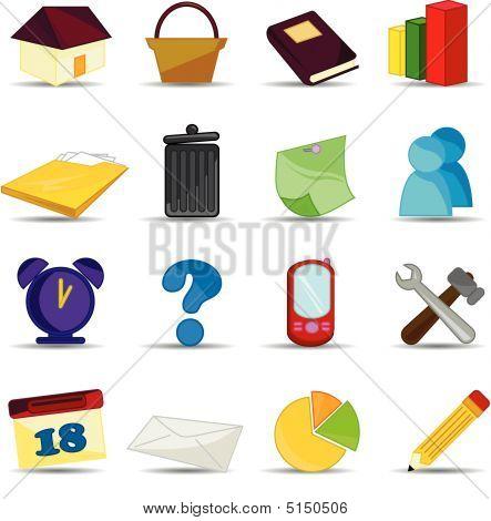Cute Web Icons