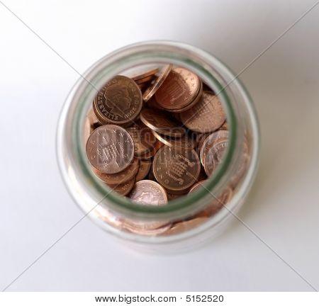 Pennies In A Pot