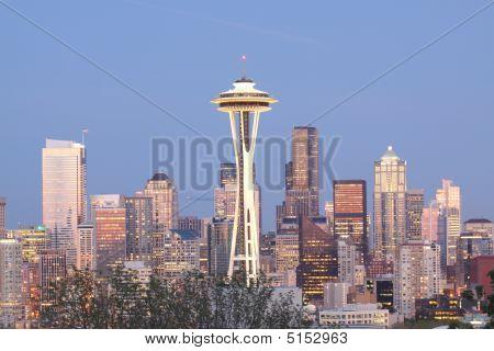 Seattle After Dark