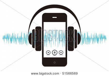 Smartphone Music Sound
