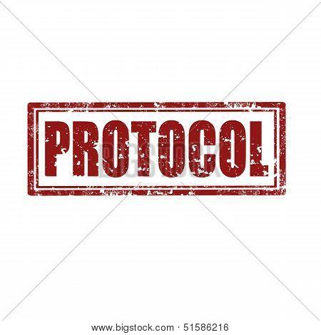 Protocol-stamp