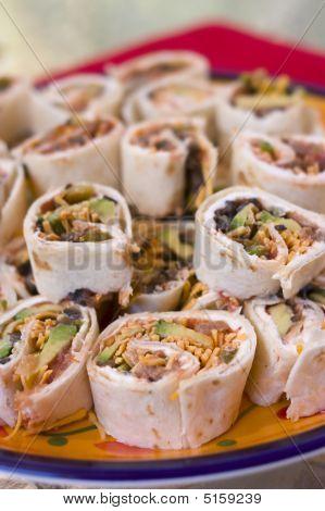 Appetizer Wraps