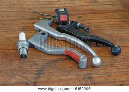 Spare Motorcycle Parts