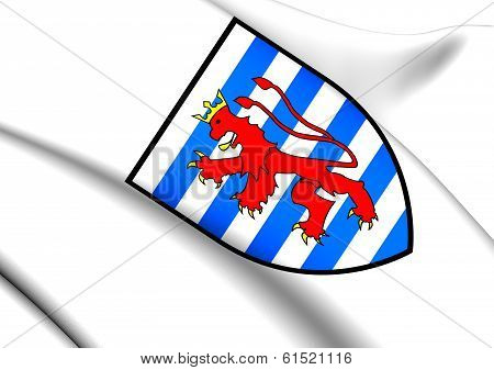 Luxemburg Coat Of Arms