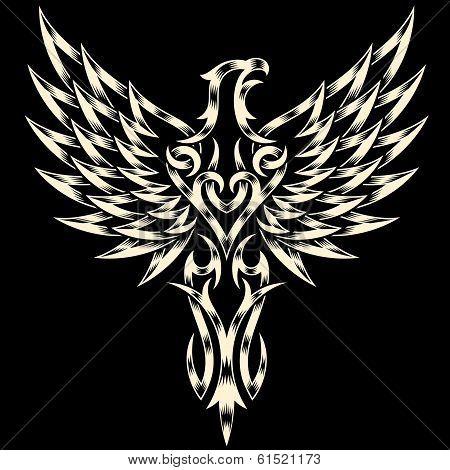 Heraldry Eagle