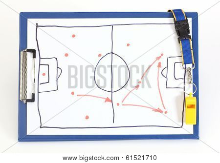 Soccer Tactical Plan