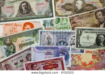 Banknote Assortment