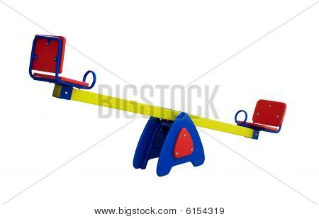 Colorful Seesaw