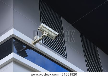 Surveillance Camera outdoor