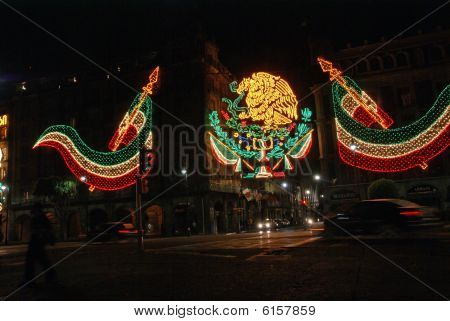 Independence Day Lights, Night Traffic