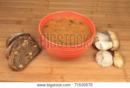 Goulash Mushrooms