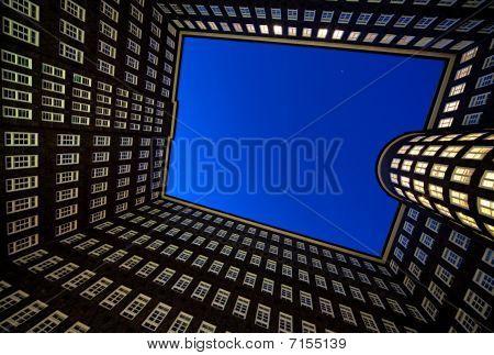Office Buildings In Hamburg