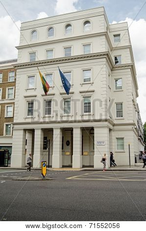 Lithuania Embassy, London