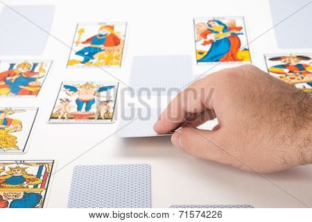 Draw Tarot Cards