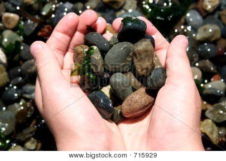 Handful Rocks