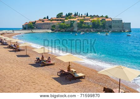 The Pearl Of Montenegro