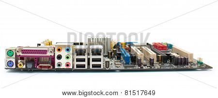 Computer Component Motherboard, Ports