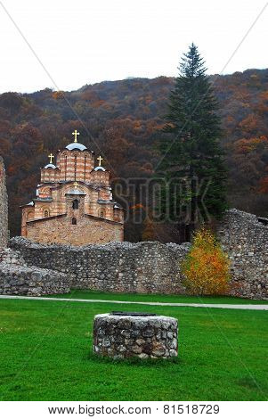 Serbian Orthodox Monastery Ravanica