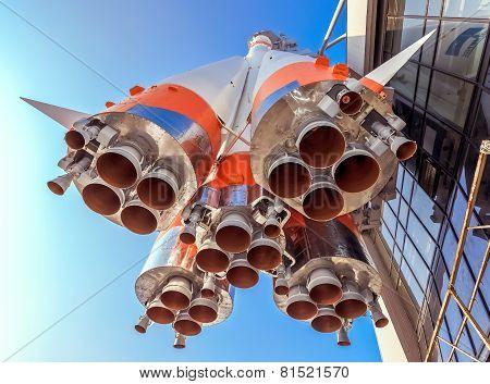 Rocket Engine Of