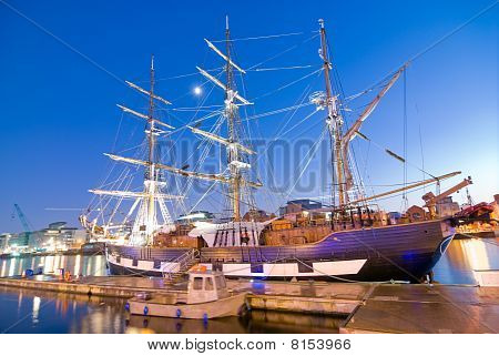 Jeanie Johnston Famine Ship