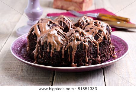Chocolate Ring Cake