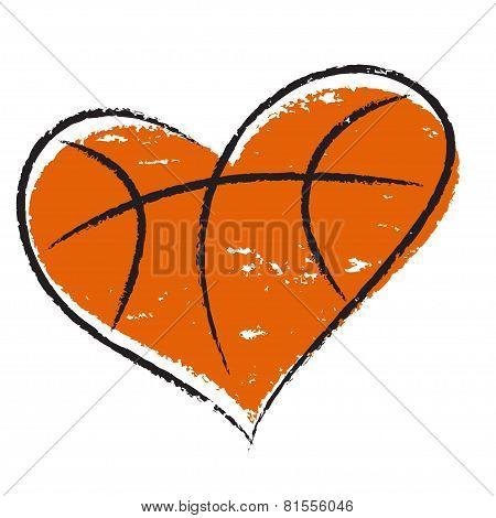 Basketball Heart