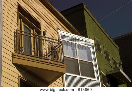 Ultra-Modern Lofts