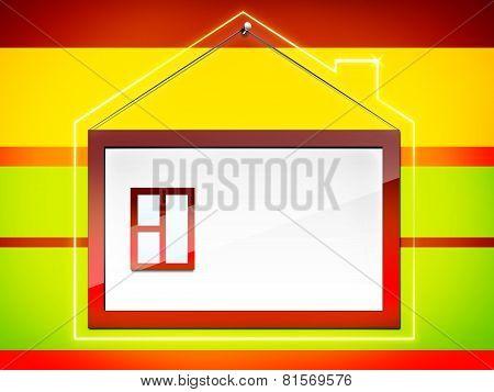 Real Estate Frame