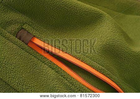 Softshell Zipper