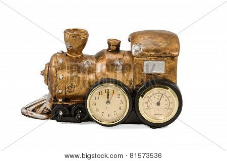 Souvenir Old Retro Steam Train
