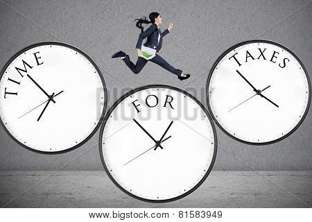 Concept Of Time For Taxes