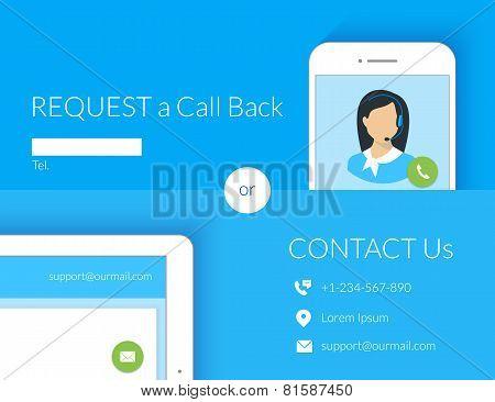 Contact us webform
