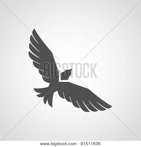 Flying Eagle Icon