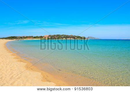 Porto Pollo Shore, Sardinia