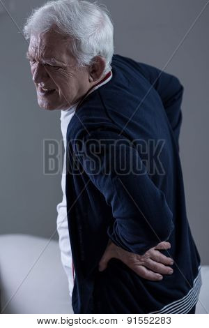 Old Man Backpain