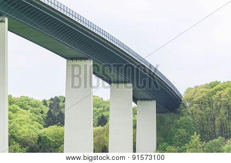 Bridge, Mintarder Ruhrtalbrücke