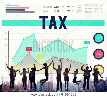 Tax Financial Exemption Refund Taxation Concept