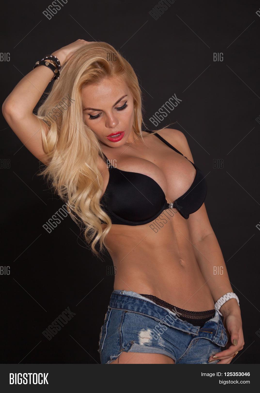 Blond hot women Fashionable Sexy Blond Image Photo Free Trial Bigstock