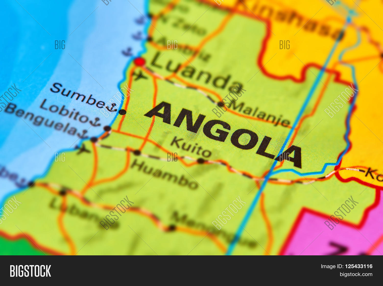 Picture of: Angola Country Africa Image Photo Free Trial Bigstock
