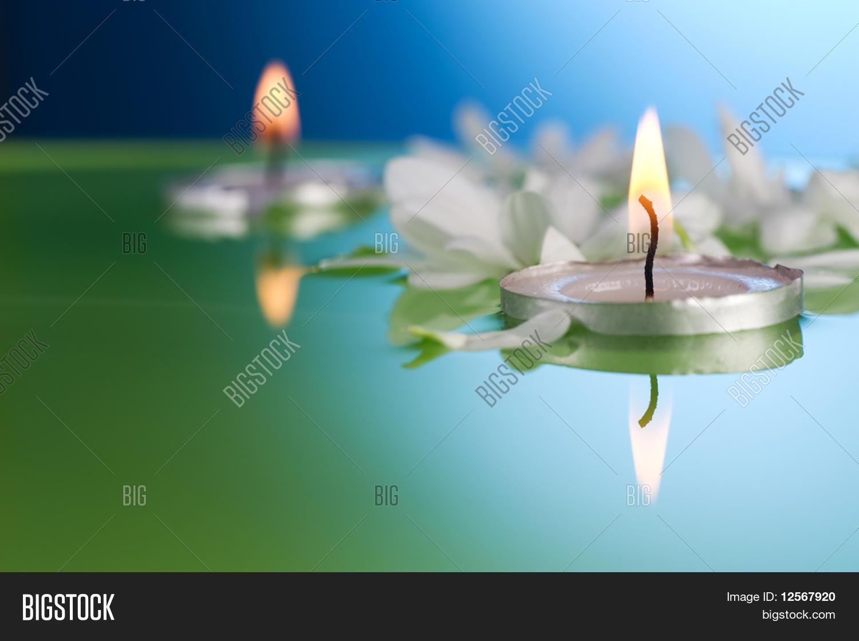 Burning Floating Image Photo Free Trial Bigstock