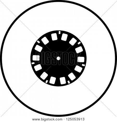 3d viewer reel symbol