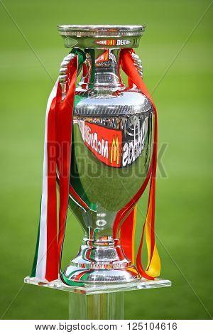 Uefa Euro Football Championship Trophy (cup)