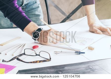 Charts And Glasses