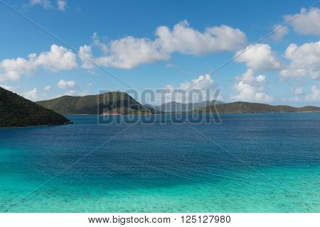 Leinster Bay, St. John, U.S. Virgin Islands