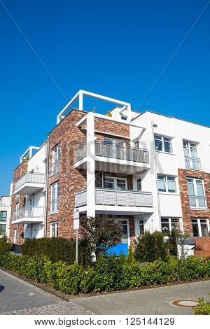 A modern family house in Berlin, Germany
