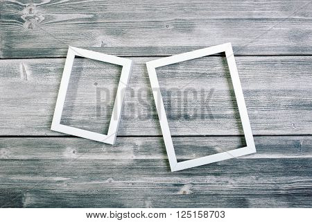 Two See-through Frames