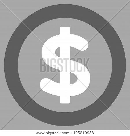 Finance vector icon. Finance icon symbol. Finance icon image. Finance icon picture. Finance pictogram. Flat dark gray and white finance icon. Isolated finance icon graphic. Finance icon illustration.
